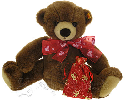 Teddy Bear Friends Exclusive I Love You Bear