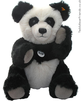 Steiff Jointed Panda Bear