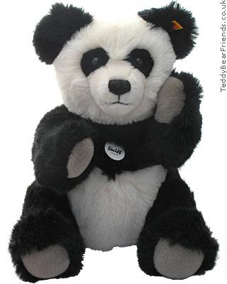 Steiff Jointed Panda Bear