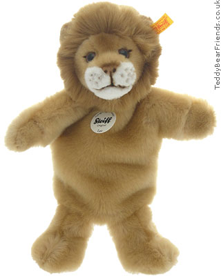Steiff Lion Puppet
