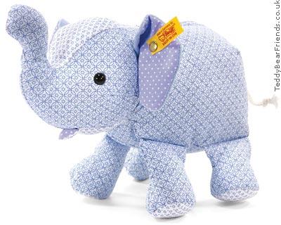 Steiff Baby Little Circus Elephant