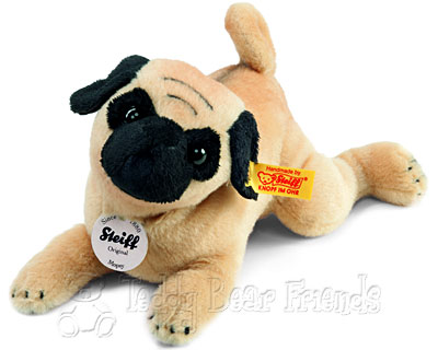 Steiff Little Friend Mopsy Pug