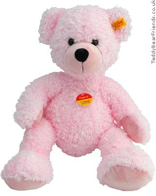 Steiff Lotte Pink Bear