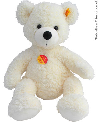 Steiff Lotte White Bear