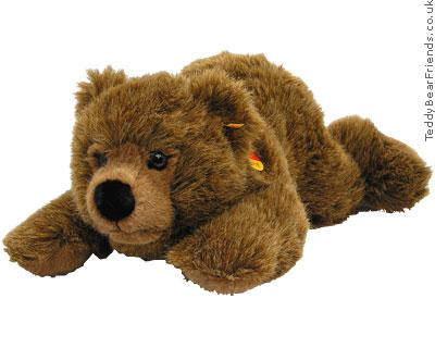 Steiff Lying Bear