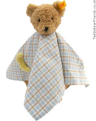 Steiff Baby Moon Bear Comforter