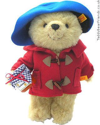 Steiff Collectible Paddington Bear
