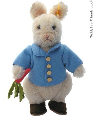 Steiff Collectible Peter Rabbit