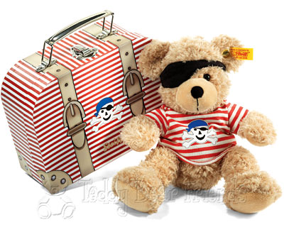 Steiff Pirate Teddy Bear