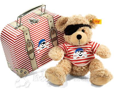 Steiff Pirate Teddy Bear