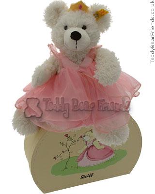 Steiff Princess Bear