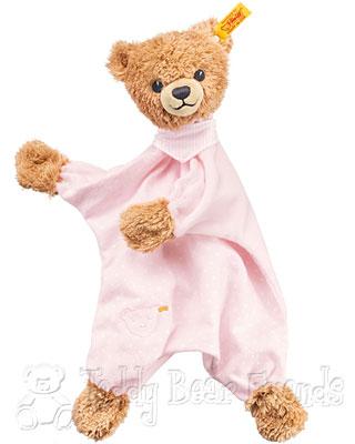Steiff Baby Steiff Sleep Well Bear Comforter