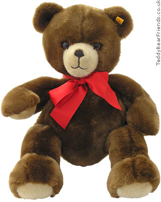 Steiff Petsy Brown Teddy Bear
