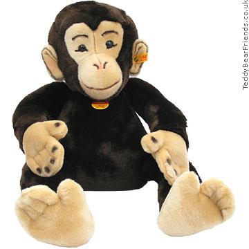 Steiff Toy Chimpanzee