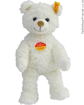 Steiff White Teddy Bear