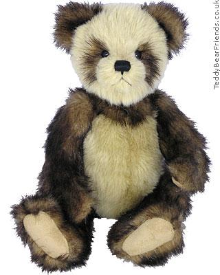 Charlie Bears Panda Bear Mia