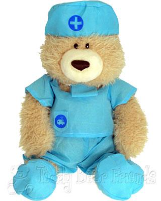 Teddy Bear Friends Exclusive Surgeon Teddy Bear