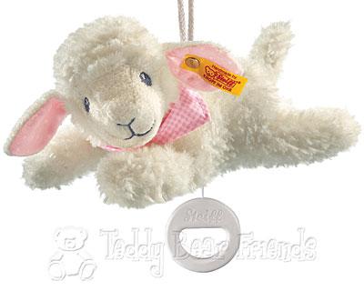 Steiff Baby Sweet Dreams Lamb Music Box