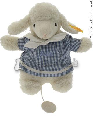 Steiff Baby Sweet Dreams Musical Lamb