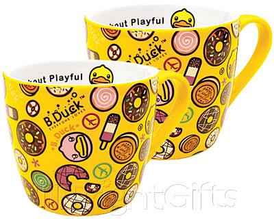 Rainbow Designs Sweetie Mugs
