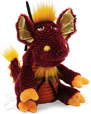 Gund Talking Dragon Toy