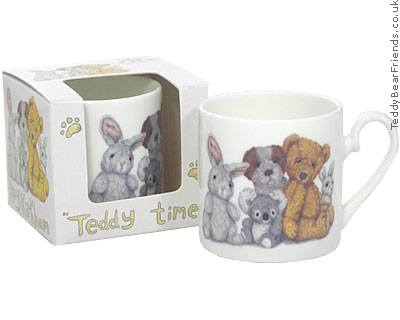 Roy Kirkham Teddy Time Childrens Cup