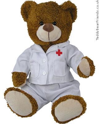 Sunkid Doctor Bear