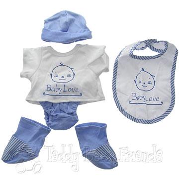 Teddy Bear Clothes Shop Baby Boy Outfit For Teddy Bears