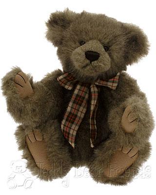 Clemens Spieltiere Teddy Bear Hauke