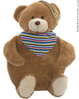 Sunkid Teddy Bear Hot Water Bottle
