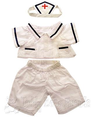 Teddy Bear Clothes Shop Teddy Bear Nurse Outfit