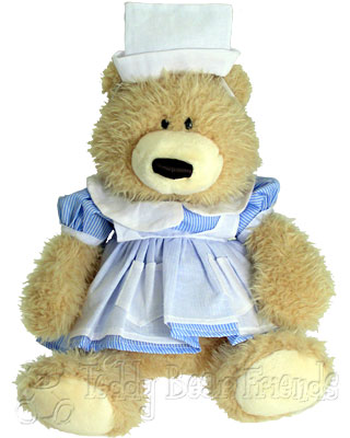 Teddy Bear Friends Exclusive Teddy Bear Nurse