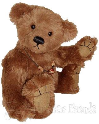 Clemens Spieltiere Teddy Bear Otwin
