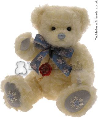 Teddy Hermann Teddy Bear Snowflake