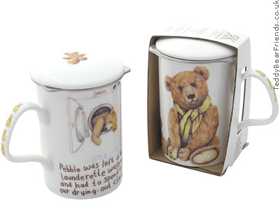Roy Kirkham Teddy Bear Tea Infuser