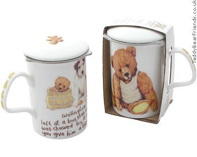 Roy Kirkham Teddy Bear Tea Mug