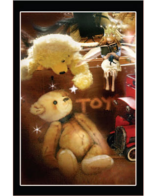 Charlie Bears Teddy Bear cards set