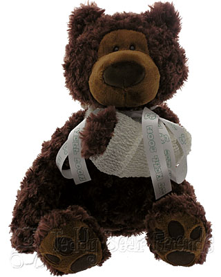 Teddy Bear Friends Exclusive Teddy Bear With Broken Arm