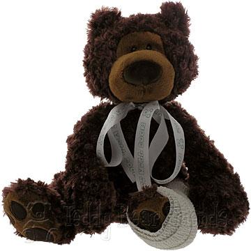Teddy Bear Friends Exclusive Teddy Bear With Broken Leg