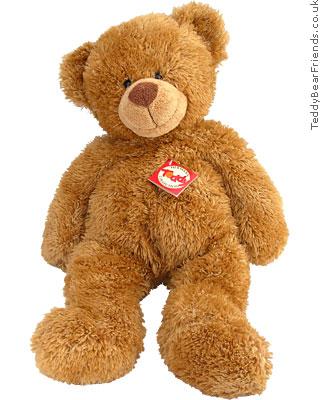 Huge Teddy Bear on Big Soft Bear   Teddy Hermann   Teddy Bear Friends