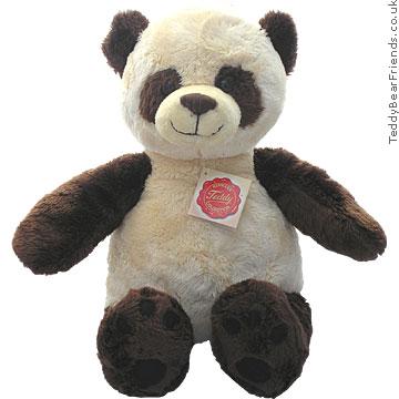 Teddy Hermann Brown Panda Bear