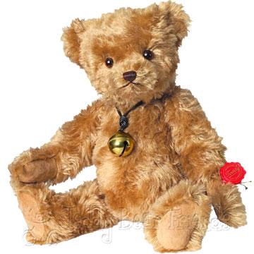 Teddy Hermann Eckhardt Teddy Bear with Growler