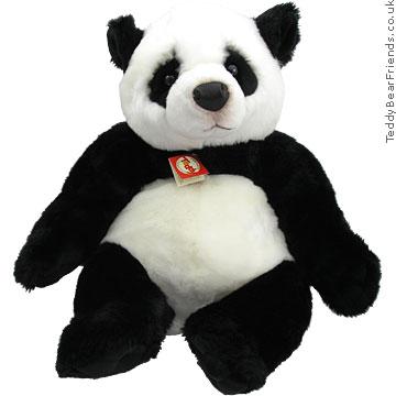 Teddy Hermann Large Panda Bear