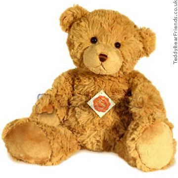 Teddy Hermann Old Gold Bear