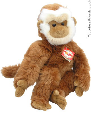 Teddy Hermann Toy Monkey