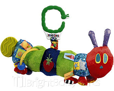 Rainbow Designs The Hungry Caterpillar Developmental Toy