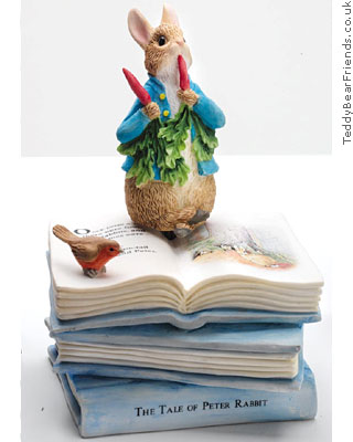 Border Fine Arts The Tale of Peter Rabbit Musical