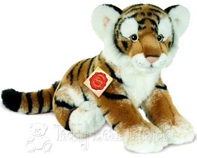 Teddy Hermann Tiger Soft Toy
