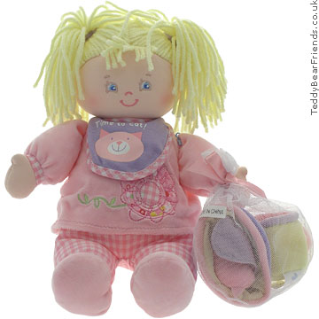 Baby Gund Time To Eat Dolly