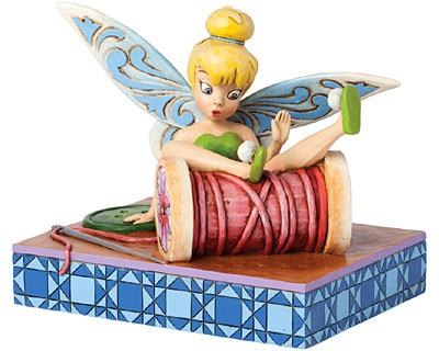 Disney Traditions Tinker Bell Falling Fairy Ornament